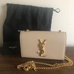 YSL Saint Laurent Small Kate Crossbody Bag